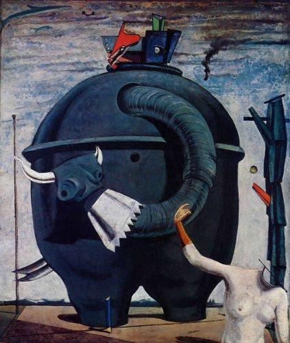 画像_マックス・エルンスト「セレベスの象」